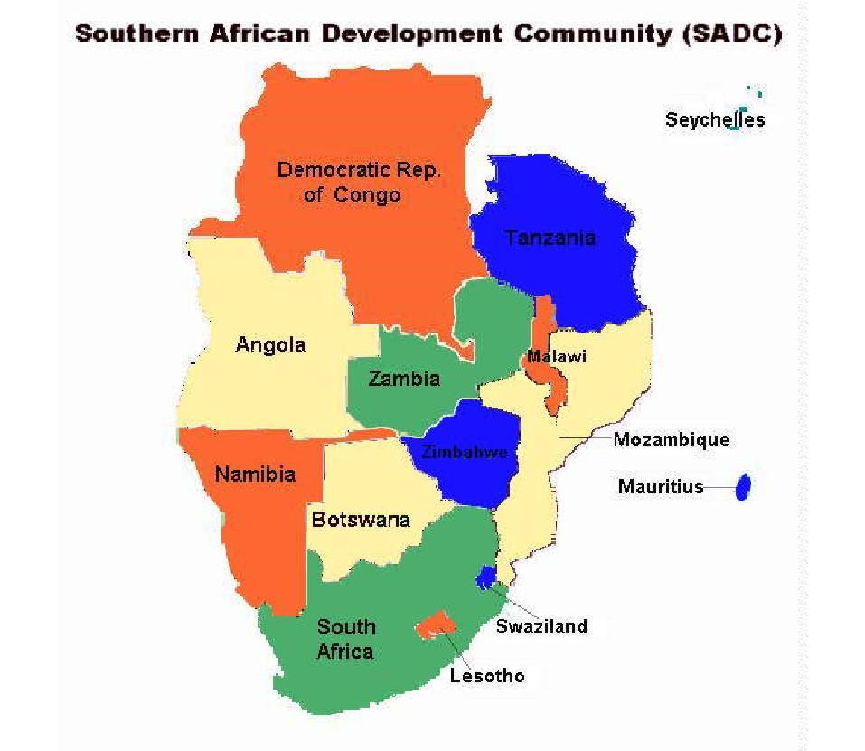 Southern Africa - AIDC | Alternative Information ... Sadc