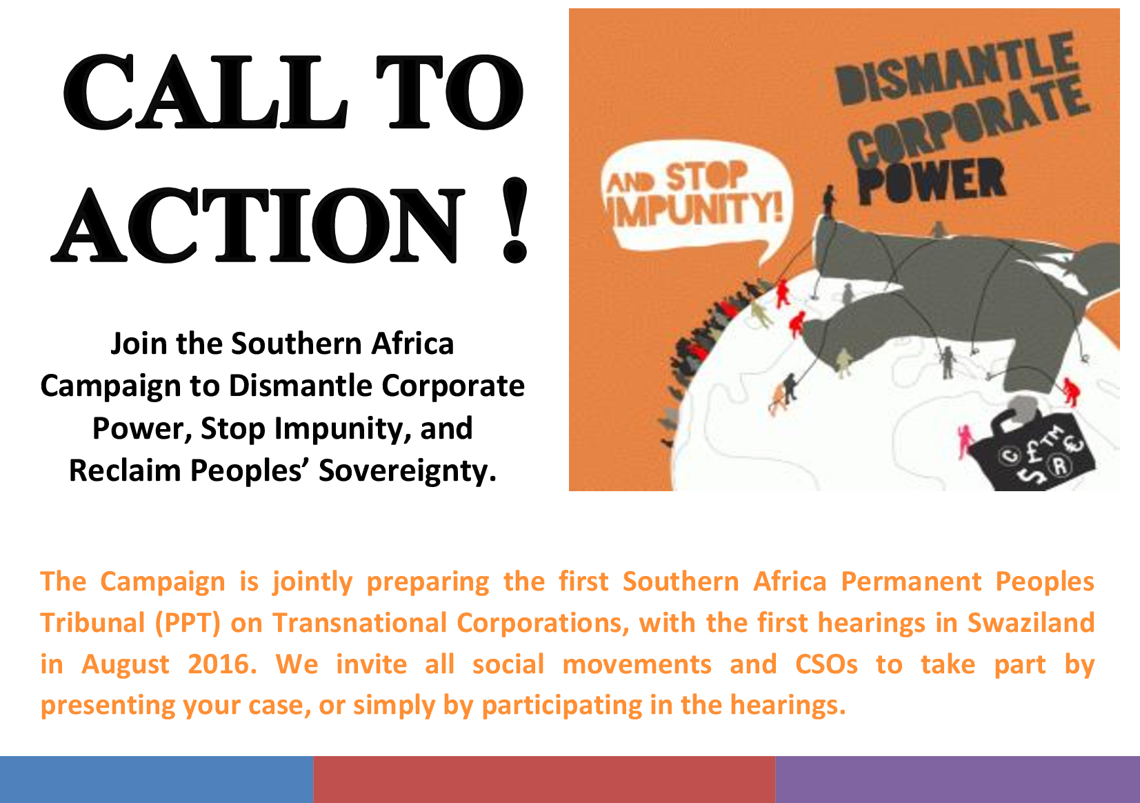 A CALL TO - STOP CORPORATE IMPUNITY - Page 66 of 70 - AIDC