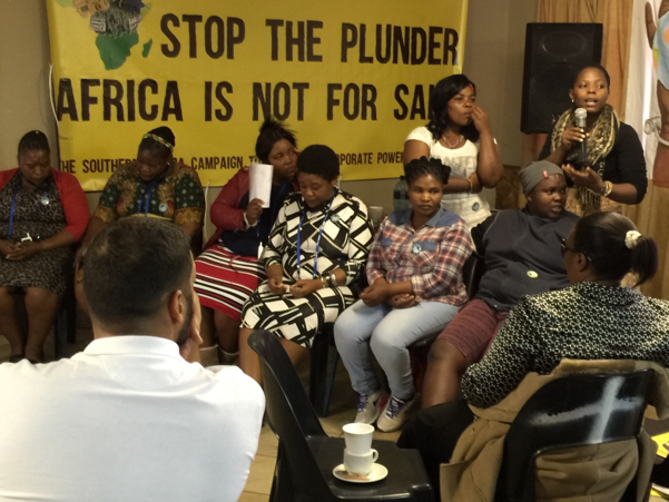 Interview with Ilham Rawoot organiser of the Permanent Peoples Tribunal in Swaziland