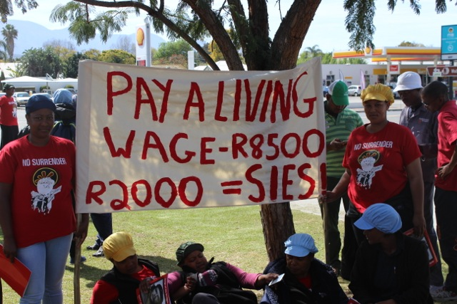 Strike Day 50 The strike at Robertson Winery has now entered into its seventh week. Read More