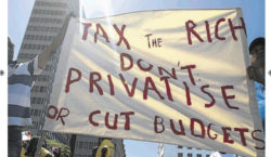 Personal Income Tax Booklet In this booklet AIDC argues that rampant corruption isn´t an excuse for not increasing taxes on corporations and the rich. Download Here