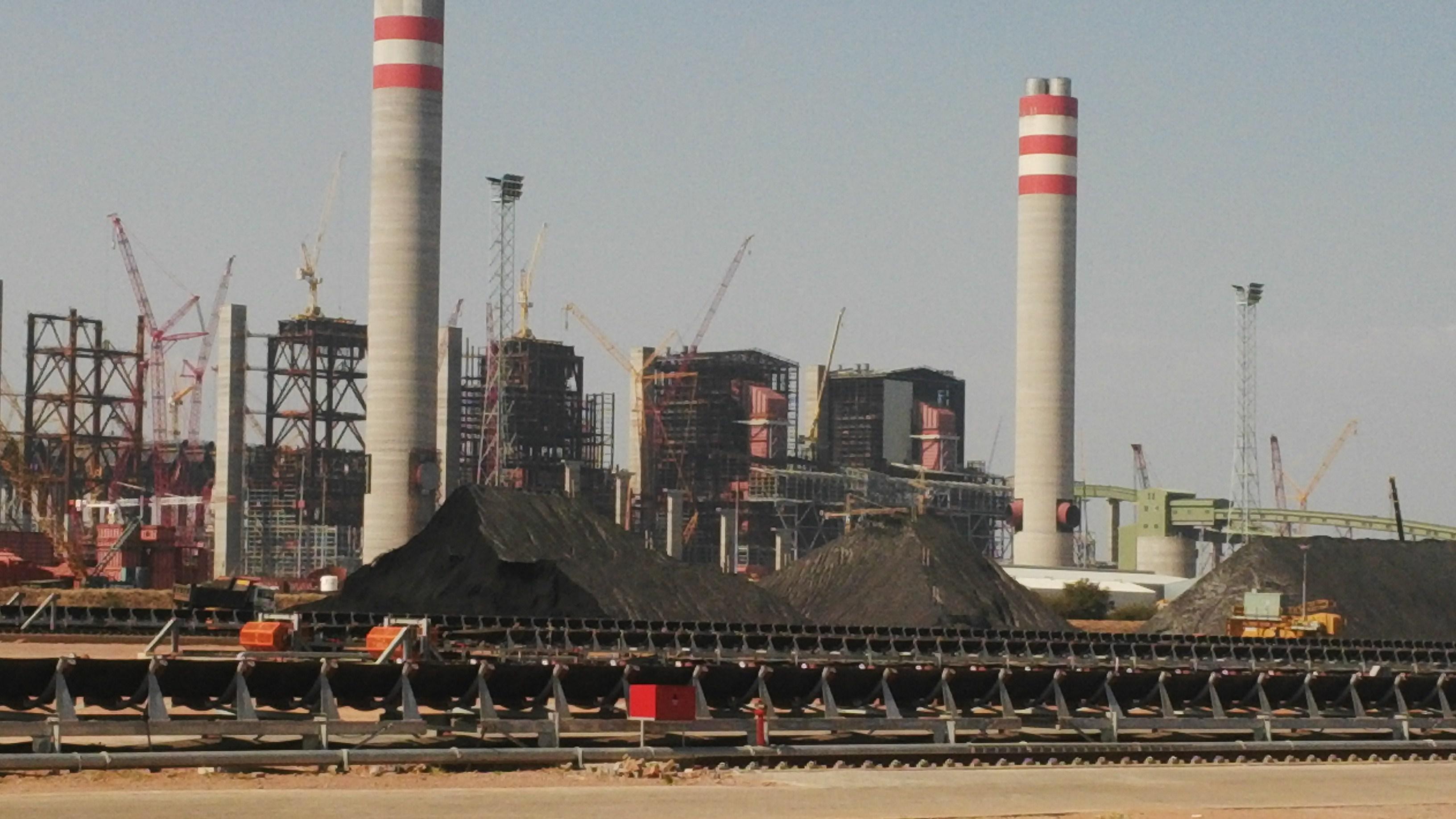 b8fda6dba34 South Africa s coal sector  energy security