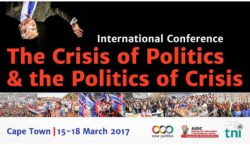 International Conference - Crisis of Politics & the Politics of Crisis