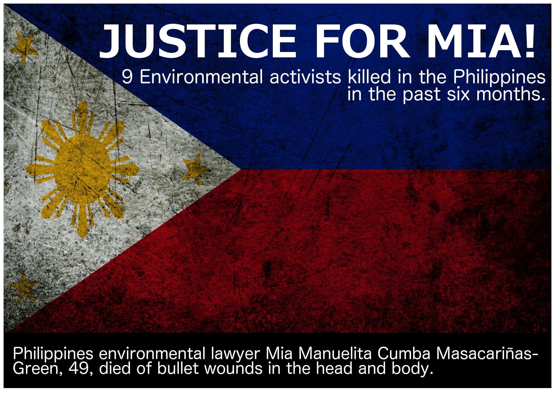 justice for mia