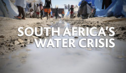 The South African Water Crisis