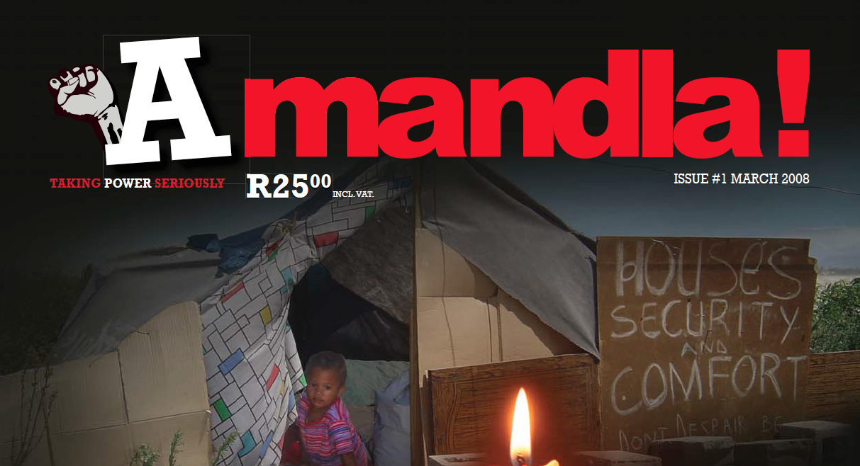 Amandla issue 1