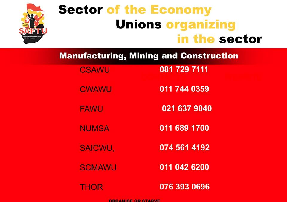 Manufacturing & Mining
