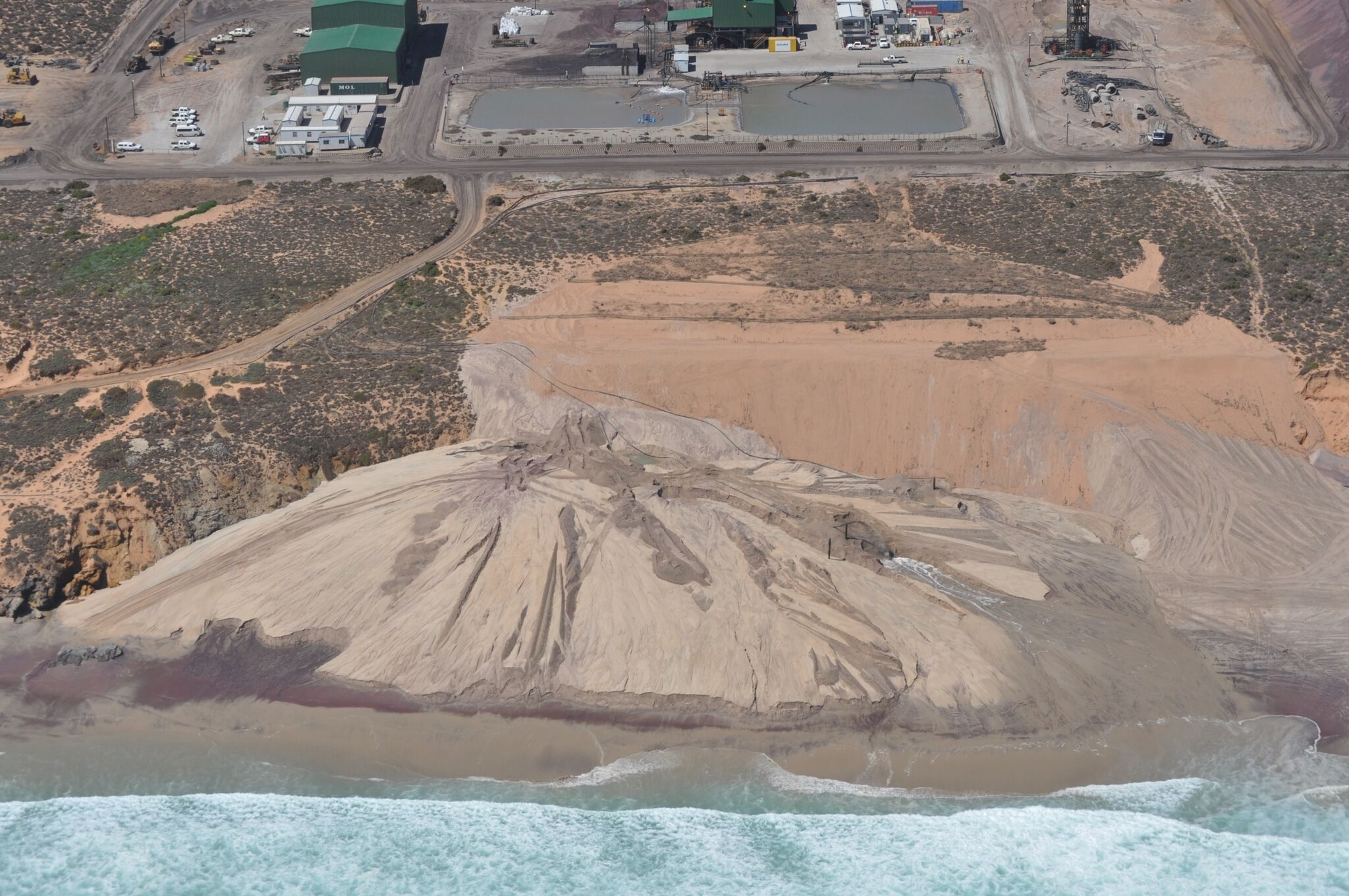 MRC, the company which wants to mine in Mbizana, already runs a controversial open cast mine north of Cape Town.