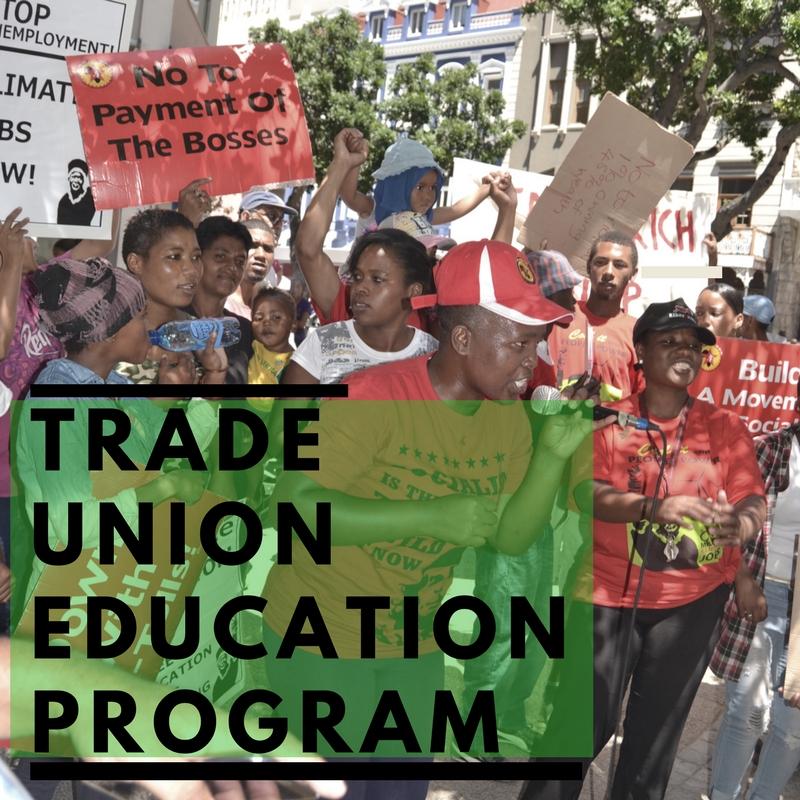 TradeUnionEducation Program