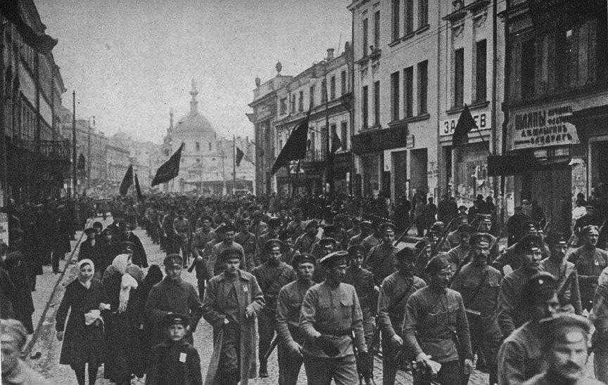Russian Revolution Of It