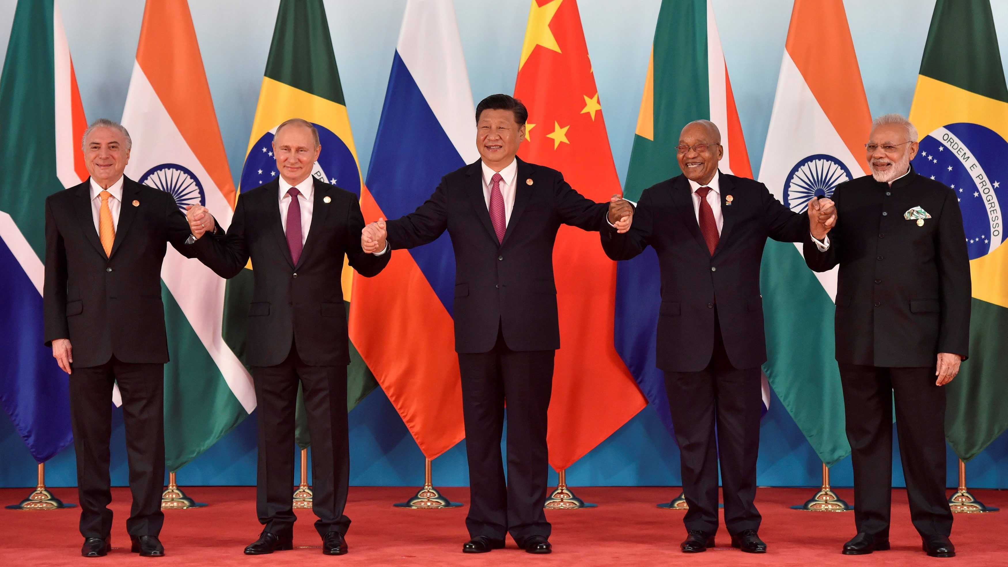 Brics In Africa You Are Either At The Table Or On The Menu Aidc