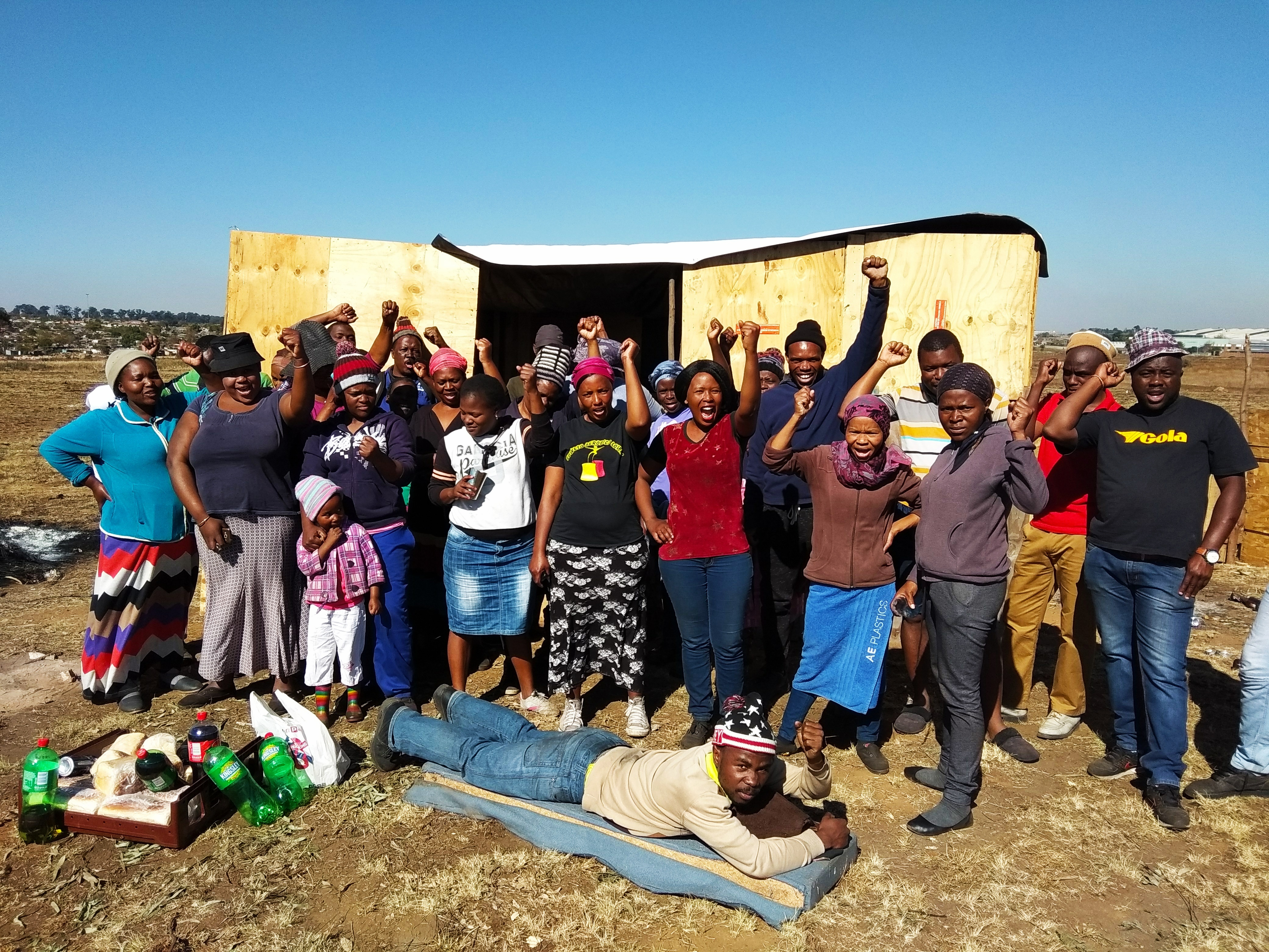 Interview with Thapelo Mohapi, General Secretary of Abahlali