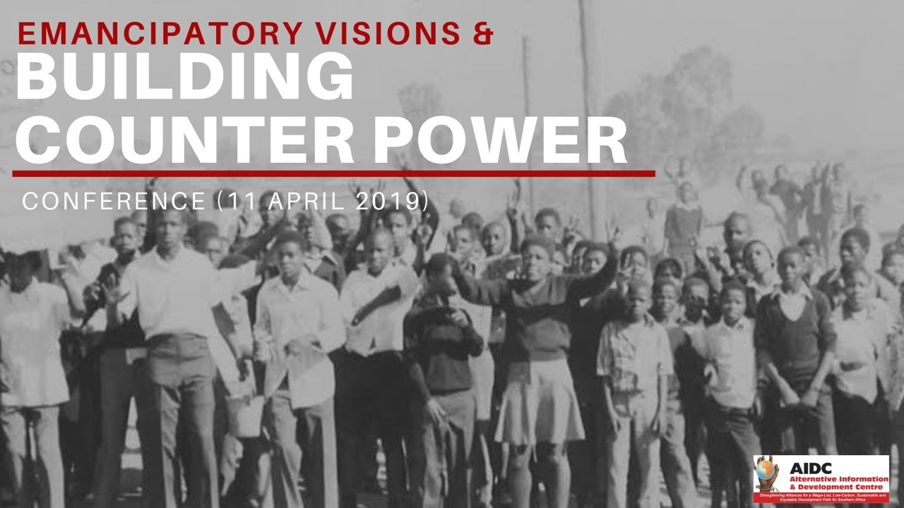 Emancipatory Politics and Building Counter Power Conference, 11