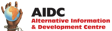 AIDC | Alternative Information & Development Centre