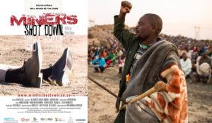 Miners Shot Down charts the Marikana Massacre in August 2012