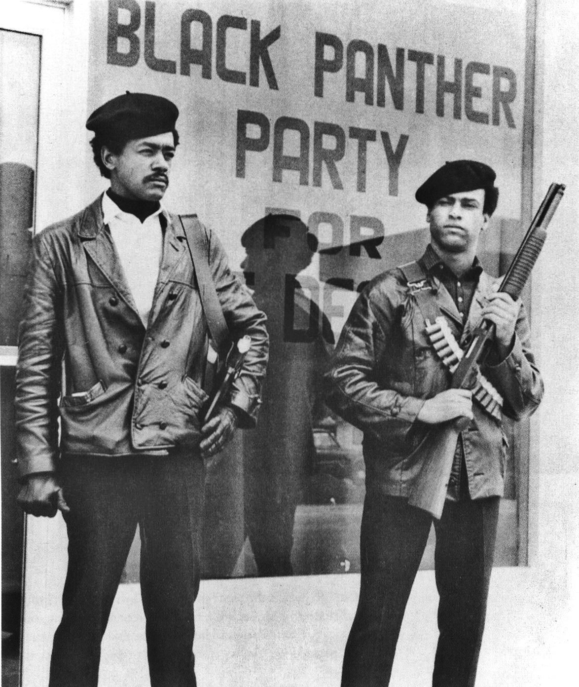Bobby Seale And Huey Newton Power to the People: R...