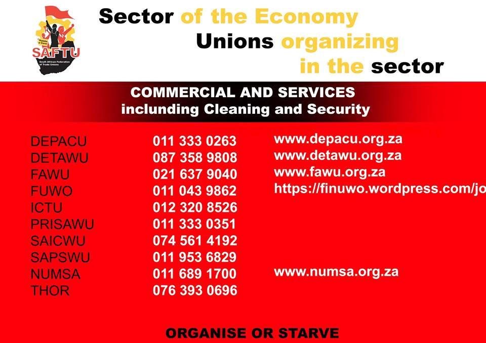 Commercial & Services